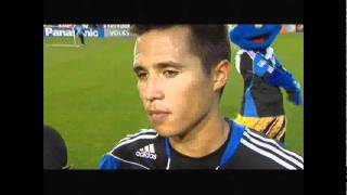 Anthony Ampaipitakwong - 6/42011 Shot on Goal, All Touches (San Jose Earthquake)