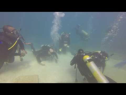 Dive OtagoVanuatu 12 6 16   USS President Coolidge Dive 1