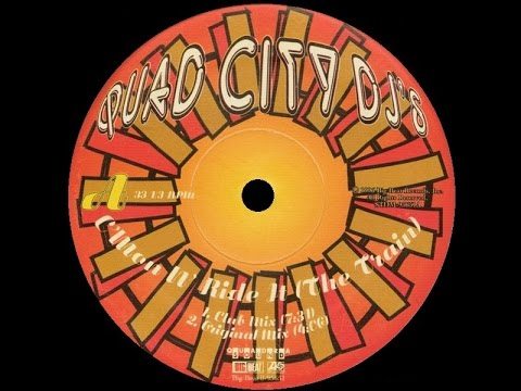 [1996] Quad City DJ's ∙ C'mon n' Ride It (The Train)