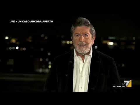 Andrea Purgatori Introduce La Visione Del Film 'JFK - Un Caso Ancora Aperto' Di Oliver Stone