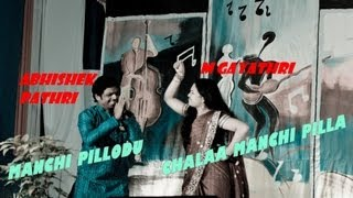 Gabbar singh PILLA PARODY by ABHISHEK PATHRI @ KL University klu