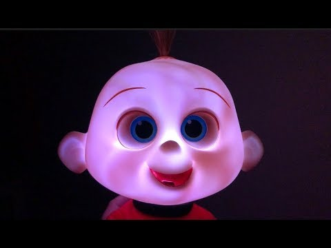 Incredibles 2 Jack-Jack Dolls Walk and Light Up