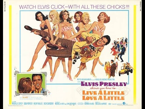 Image result for movie live a little love a little