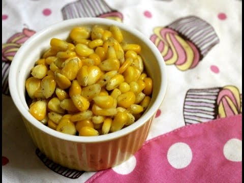 Butter Sweet Corn Recipe