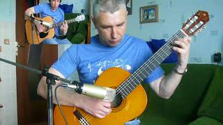 """Scorpions - """"Wind Of Change"""" - cover on guitar"""