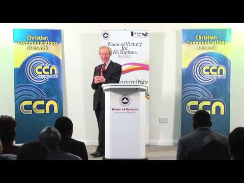 ACTIVATING YOUR FAITH (Belfast, Northern Ireland) with Dr Cecil Stewart OBE