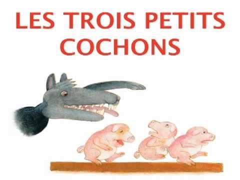 Henri Dès - Les trois petits cochons