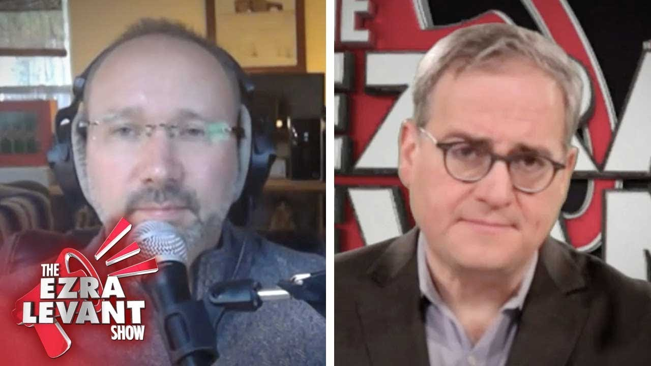 BJ Campbell did the math: Why you should prepare for a violent revolution | Ezra Levant