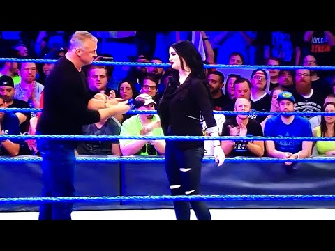 PAIGE WWE SMACKDOWN LIVE GENERAL MANAGER Paige WWE SD LIVE MANAGER #sdlive Breaking news
