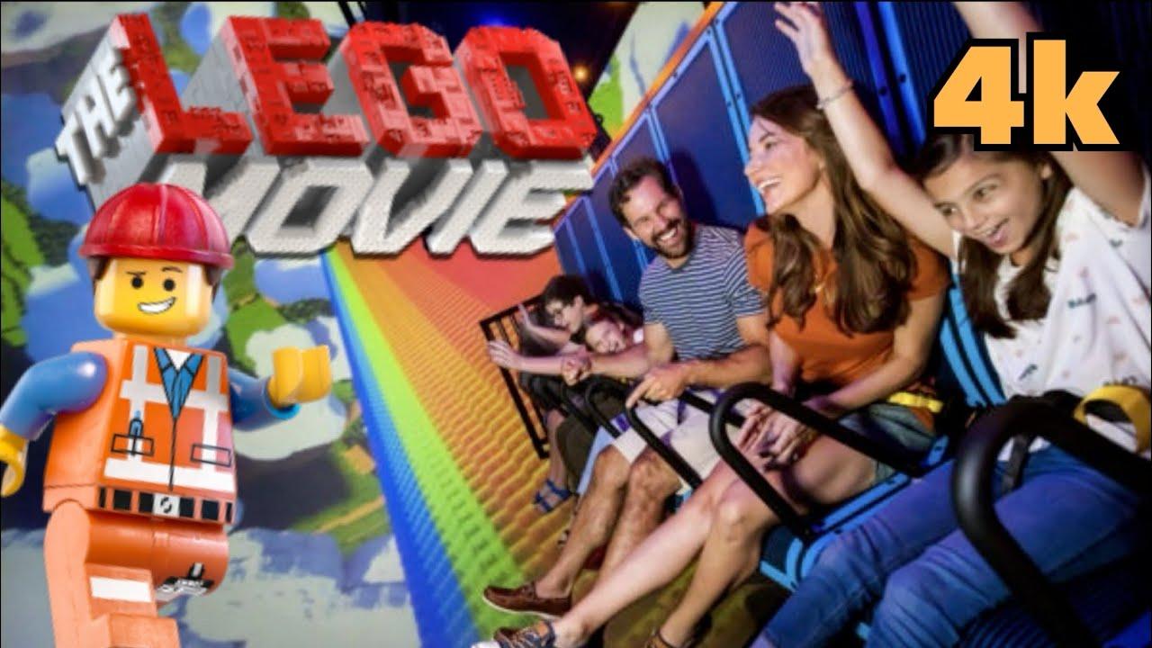 [POV] Lego Movie World's Masters of Flight – Full Ride