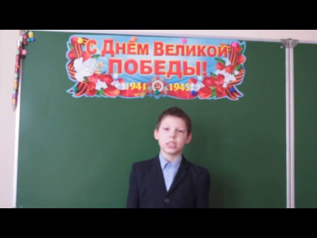 Изображение предпросмотра прочтения – ДаниилАнтипов читает произведение «Два друга» К.М.Симонова