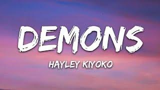 Hayley Kiyoko - Demons  Lyrics