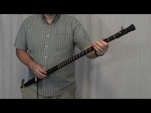 Walking Stick One String Bass