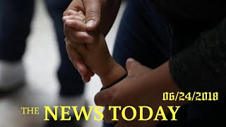 U.S. Says Still Working To Reunite 2,053 Children With Families | News Today | 06/24/2018 | Don...
