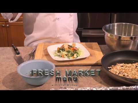 FRESH MARKET MENUE S01E01   Romantic Dinner