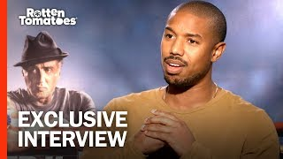The 'Creed II' Cast and Director on Building on an Iconic Legacy | Rotten Tomatoes thumbnail