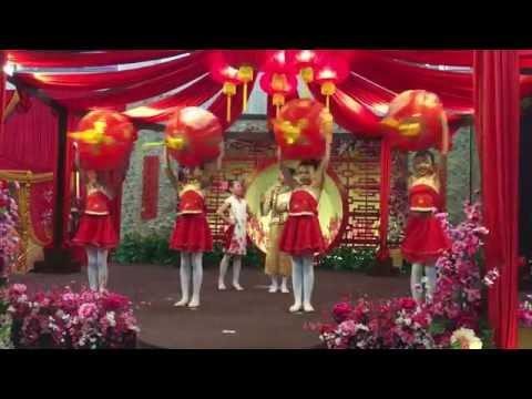 [TDA] Chinese Dance Performance - Bai Nian 拜年
