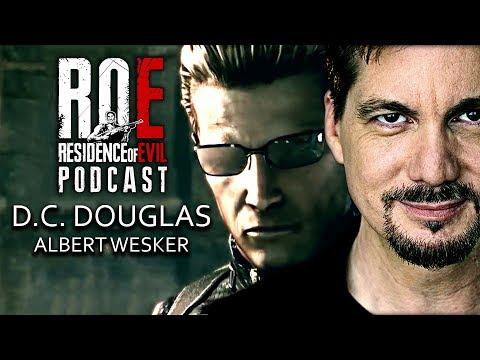 ROE Podcast  DC Douglas   Albert Wesker