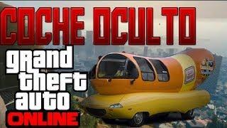 Coches Oculto GTA 5 Online