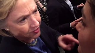 Hillary Clinton Loses Her Composure at Campaign Event: 'I'm Sick of It'