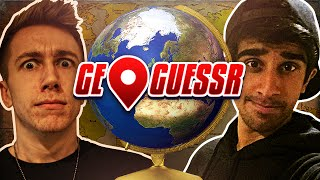 GEOGUESSR #3 with Vikk & Simon (GeoGuessr UK Challenge)