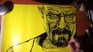 Breaking Bad Fast Draw Heisenberg