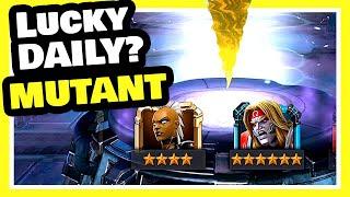 Cavalier Daily Mutant Edition: 5 Dollar 6 Star Today??