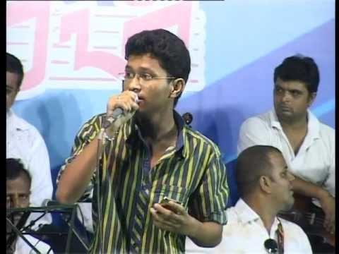 DEIVAM THANTHA by Super Singer KRISHNAMURTHY in GANESH KIRUPA Best Light Music Orchestra in Chennai
