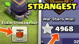 (HINDI) NEW SHOCKING RAREST PLAYERS IN CLASH OF CLANS HISTORY.
