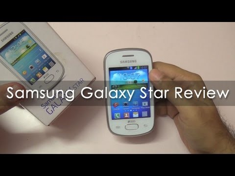 Samsung Galaxy Star Review Cheapest Android Phone by Samsung