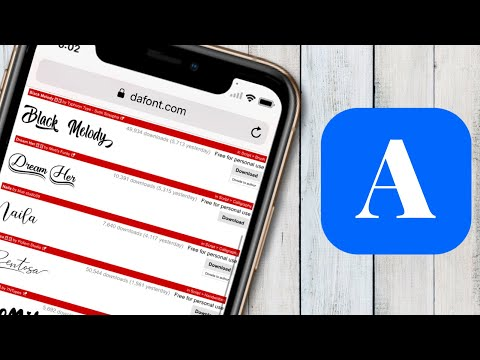 How To Download Fonts On IPhone & IPad With IOS 12