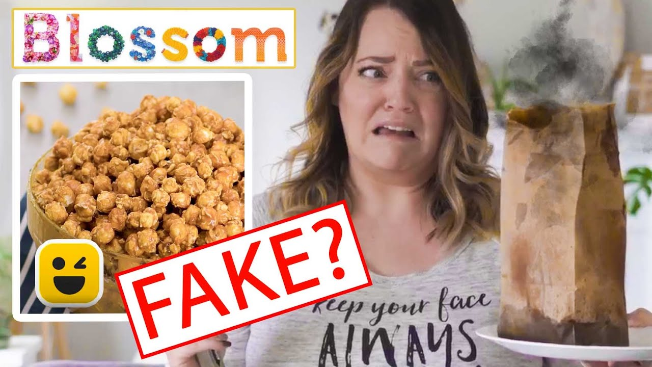 Testing Blossom's FAKE Baking Hacks!