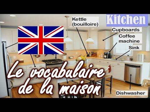aménagement maison traduction anglais