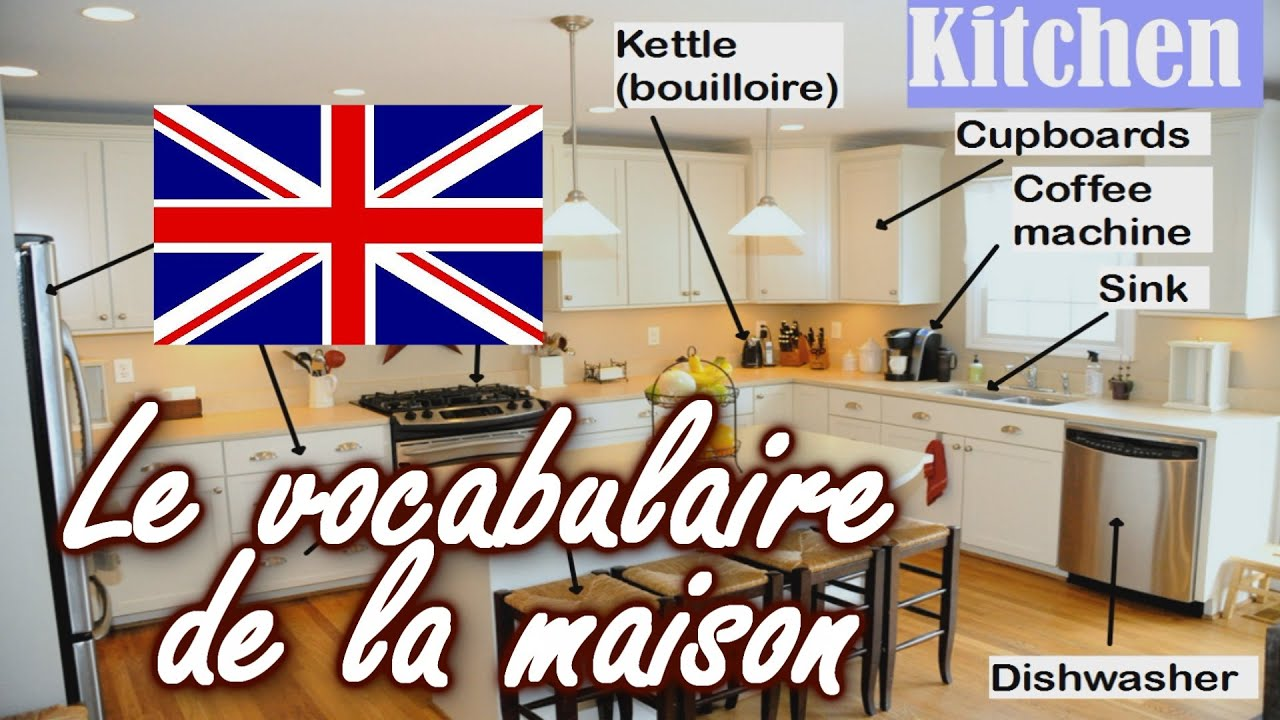 cours d 39 anglais avec huito pi ces et objets de la maison youtube. Black Bedroom Furniture Sets. Home Design Ideas