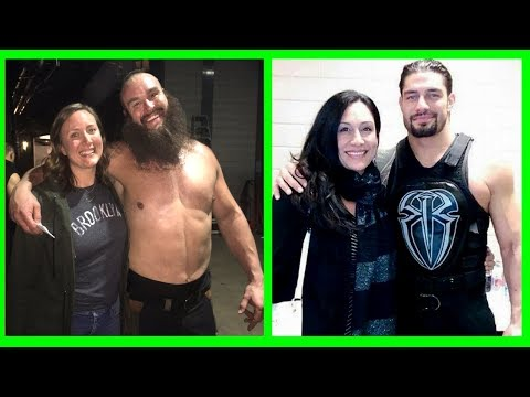 10 Most Shocking Sisters of WWE Superstars in Real Life 2017