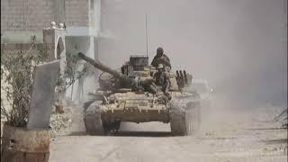 Trump advierte a Rusia sobre ataque con misiles a Siria