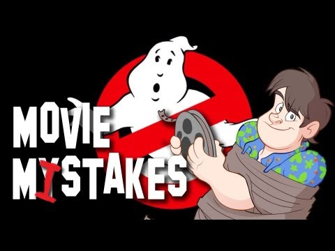 Ghostbusters Movie Mistakes