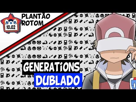 Plantão Rotom - Gerações Dublado e sem Pokémon nas Olimpíadas?