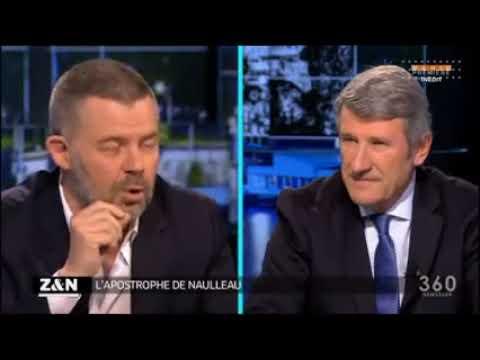 Top integral E Zemmour fac à Philippe de Villiers sur i tele du 17/04/2018