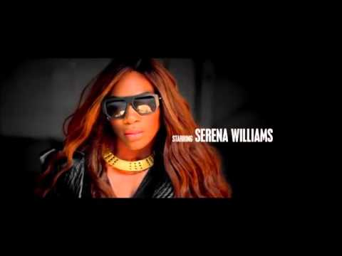 "Beats by Dr Dre  Serena Williams XL ""Flamethrower"" on Vimeo Converted"