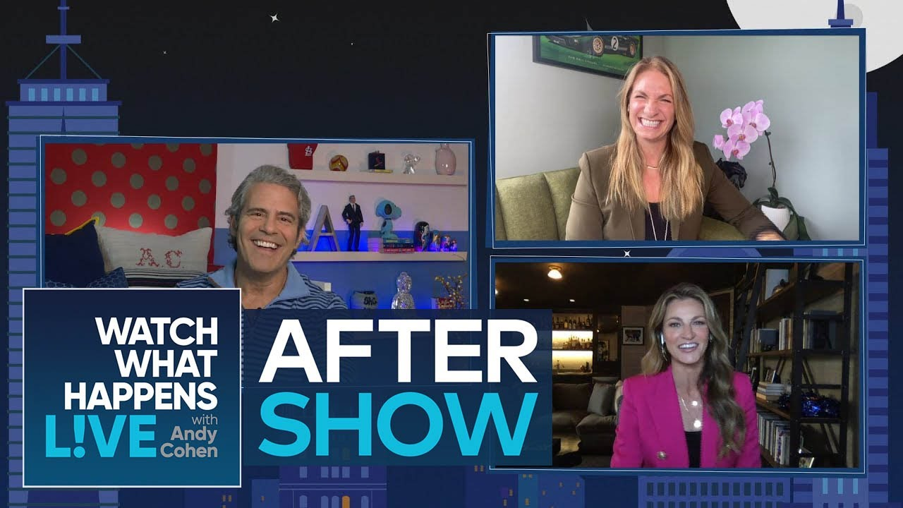 After Show: Erin Andrews on Tom Brady & The Buccaneers