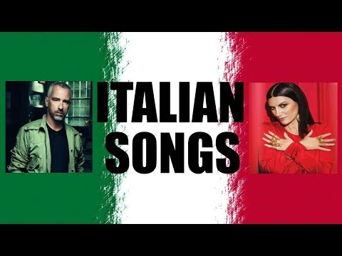 ITALIAN Songs   NEK, Laura Pausini, Sfera Ebbasta and more   Chart Express