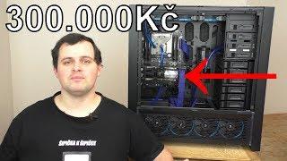 Nejvýkonnější herní počítač na světě 2018 - 2x Titan Xp (2. díl, vodní okruh na míru)