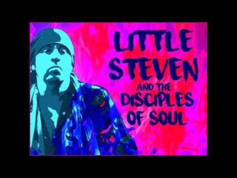 LITTLE STEVEN - Soulfire (new song 2017; HQ)