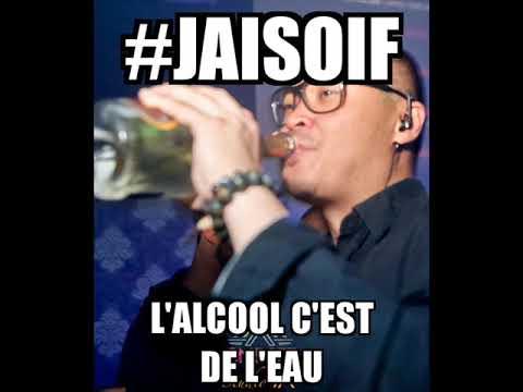 Camro - L'Alcool C'est De L'Eau (Radio Edit) (2015)