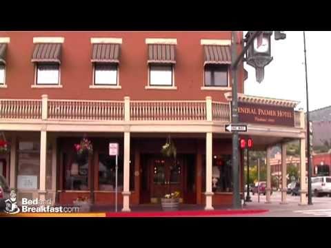 The General Palmer Hotel Durango, Colorado