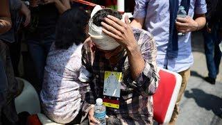¿Cómo ayudar a las víctimas de un terremoto?