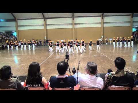 Wholesale Banking Papua Sport Dance 2015