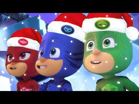 Heroes en Pijamas en Español ❤️ Especial de Natal ❄️ HD | Dibujos Animados