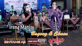 Ireng Manis - Bagong & Chaca - CAMPURSARI BINTANG AJI Live Pogung - Ambarwangi Audio